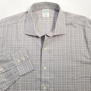 Brooks Brothers Milano Button Down Shirt